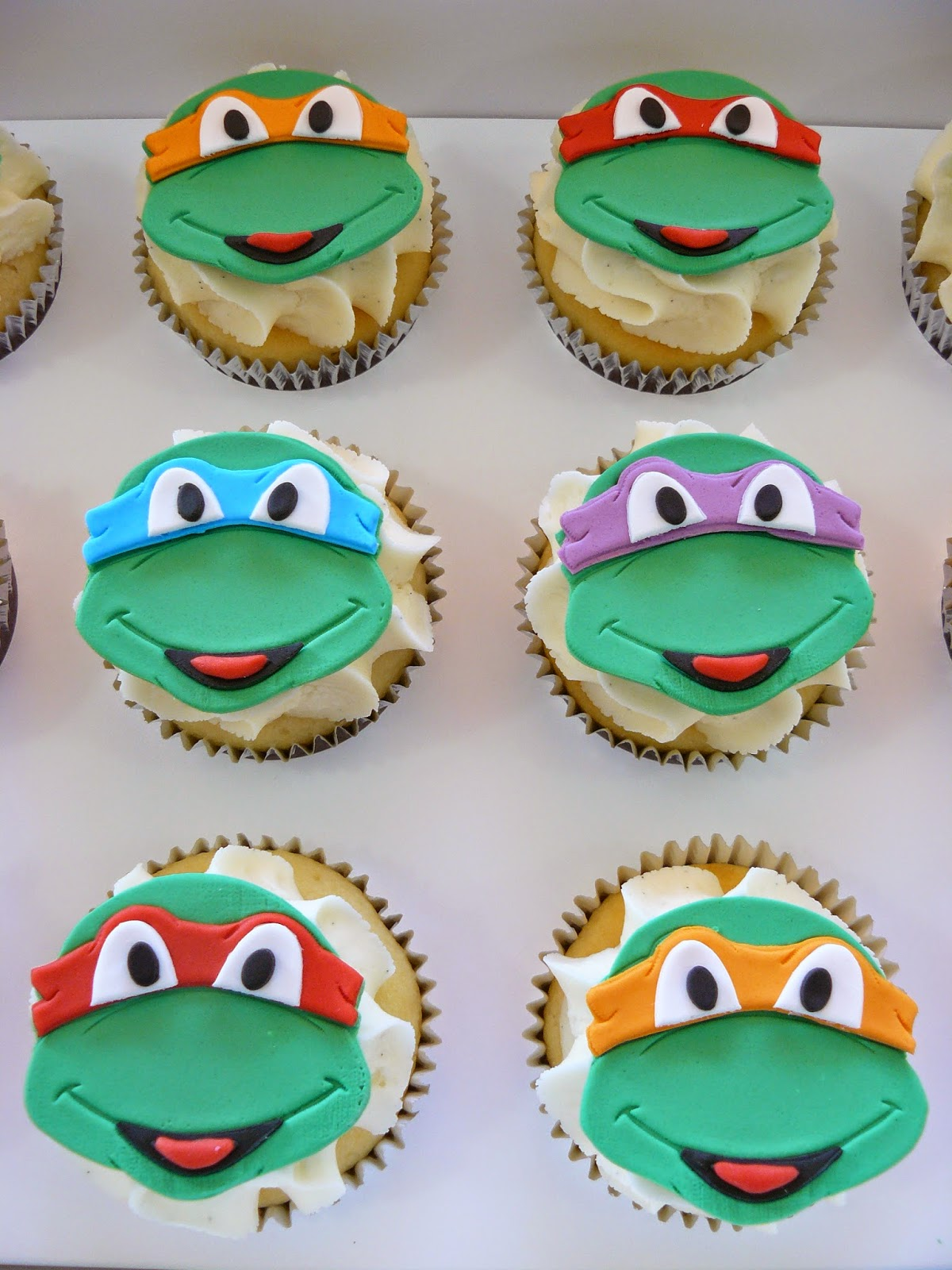 Tmnt Cake Toppers Brisbane