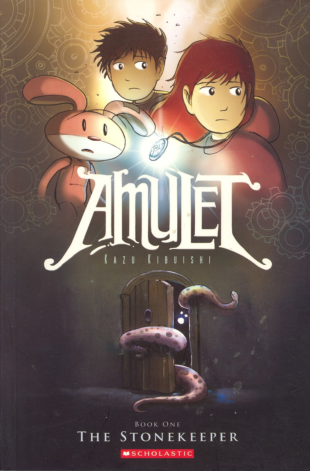 the amulet book 1