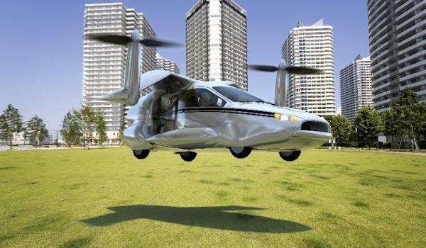 Mobil Terbang TF-X Terrafugia. ZonaAero
