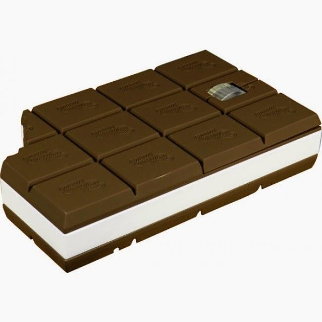 Ratón de Ordenador Chocolate