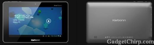 Karbonn Smart Tablet : Full Specs & Features
