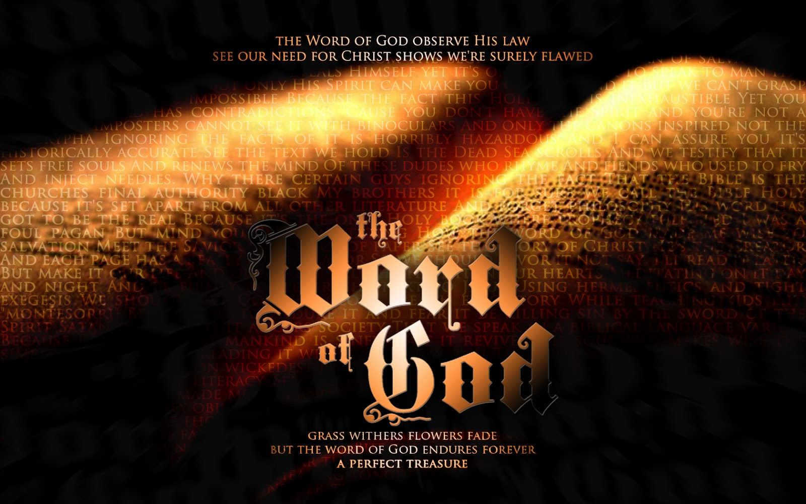 word of god For the word of god is quick, and powerful, and sharper than any twoedged sword, piercing even to the dividing asunder of soul and spirit, and of the joints and marrow, and is a discerner of the thoughts and intents of the heart.