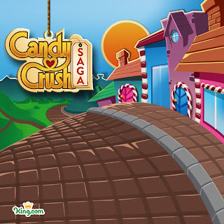 Best 5 mobile game 2013 candy crush