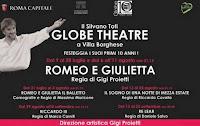 Gigi Proietti Globe Theatre Roma