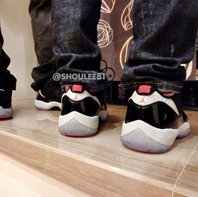 THE SNEAKER ADDICT  2014 Air Jordan 11 Low Infrared23 Sneaker ... fdee68eb00