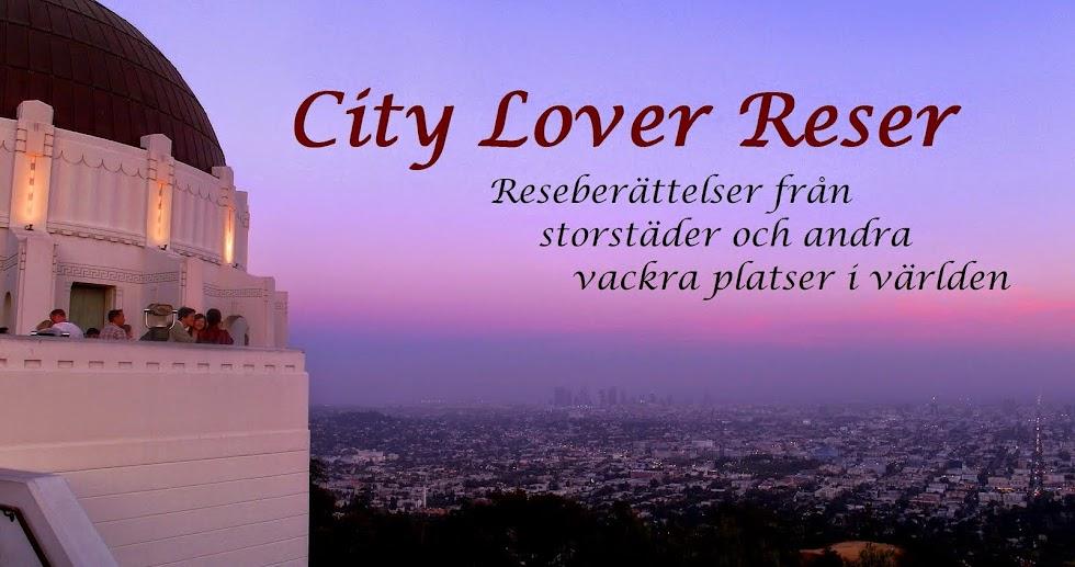 City Lover Reser