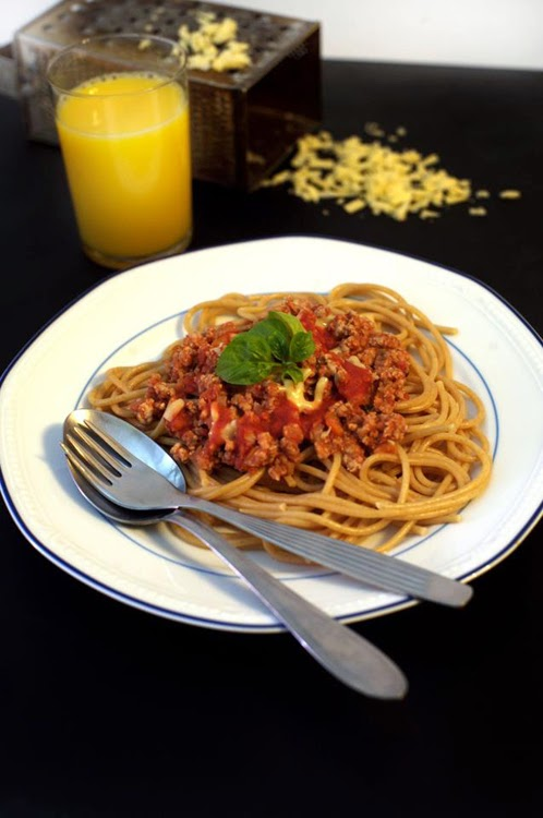 The recipes factory blog fabryka przepis w spaghetti - Oliveras quart ...