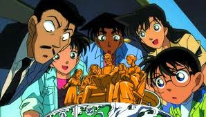 Phim Detective Conan Movie 3
