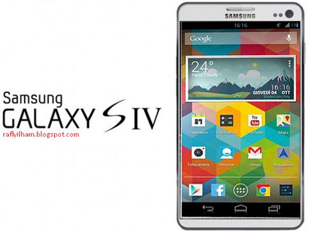 Samsung : Galaxy S4