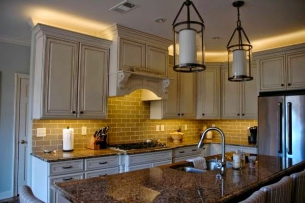 Kitchen Lighting Led Ceiling another under kitchen cabinet lighting is this white led light