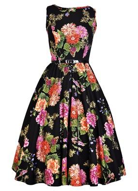 Retro dress plus size uk