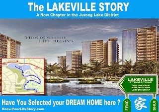 LakeVille as your Dream Home