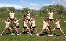 JV Cheer 2011-2012