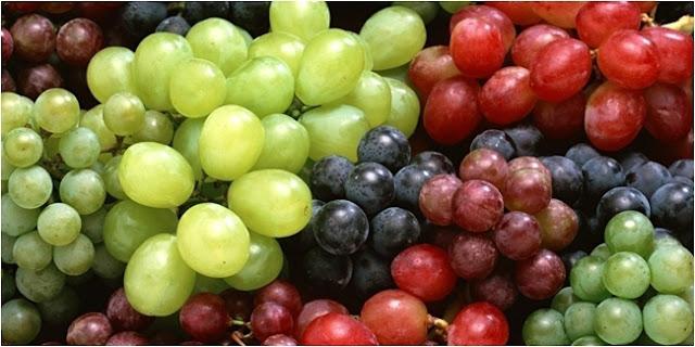 Lebih Sehat Mana, Anggur Merah, Hijau atau Hitam?