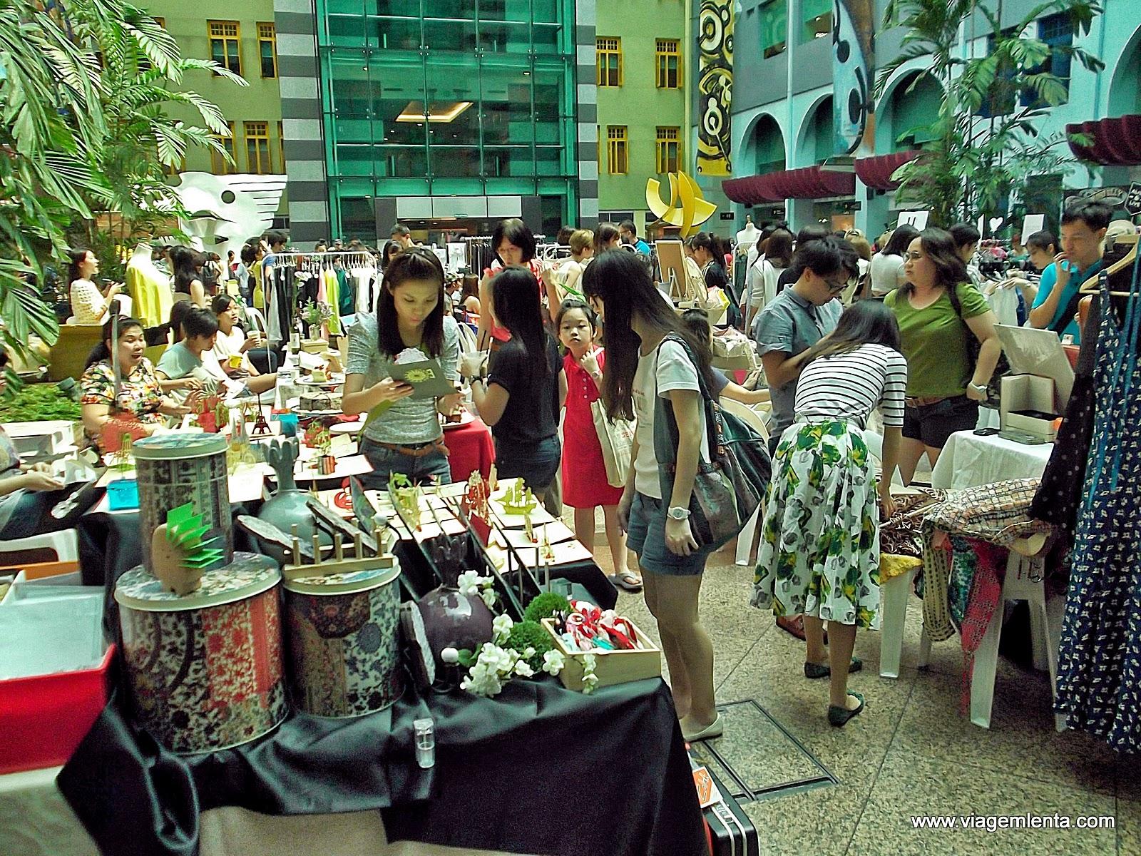 A viagem à Cingapura: capitalismo e liberdade econômica a serviço das pessoas. Visitas à Marina Bay, arborismo, Fort Canning e o fantástico Jardim Botânico.