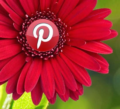 pinterest webpage in website design