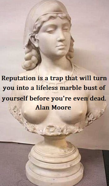 Reputation?