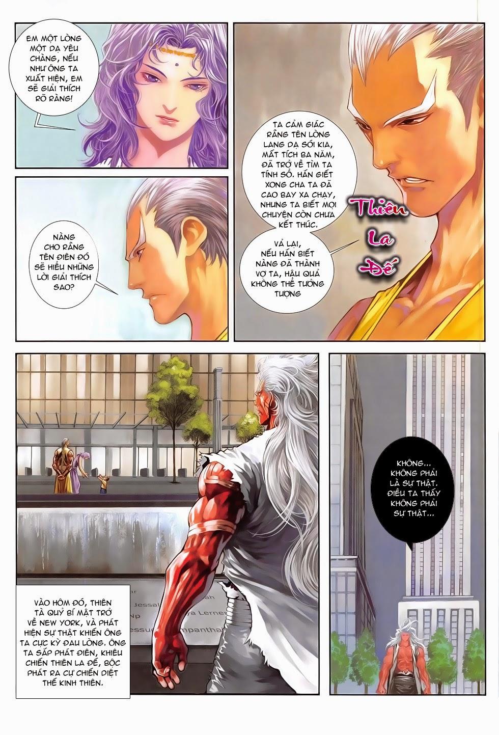 Ba Động Quyền Z Hadouken Zero chap 15 - Trang 6