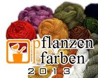 Pflanzenfarben 2013