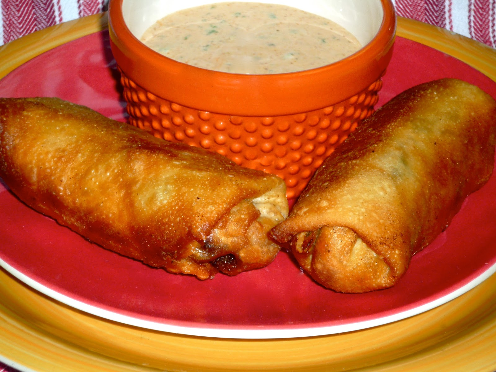 The Weekend Gourmet: Frieda's Egg Roll Wrappers...Featuring Big ...