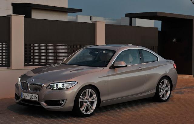 BMW 2シリーズクーペ