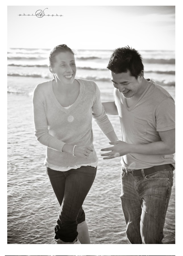 DK Photography 27 Kate & Cong's Engagement Shoot on Llandudno Beach  Cape Town Wedding photographer