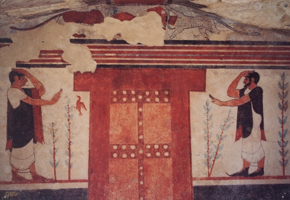 Etruscan Painting