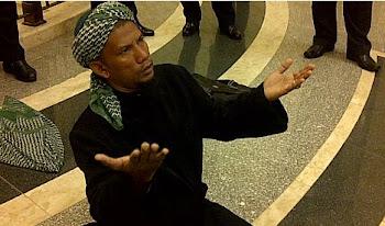 PERHIMPUNAN AMAN BEBASKAN IMAM HOSLAN HUSSAIN (dipenjara setahun) ANJURAN NGO JINGGA 13