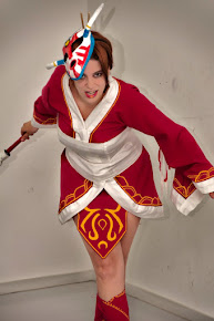 Blood Moon Akali (League of Legends)