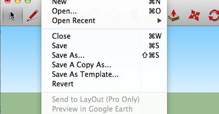 Tales of a 3d printer converting sketchup to stl files for Google sketchup converter