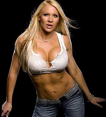 WWE Divas - Jillian Hall