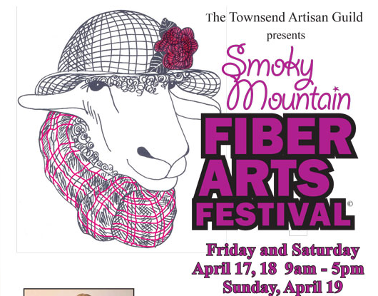 Smoky Mt. Fiber Arts Festival 2015