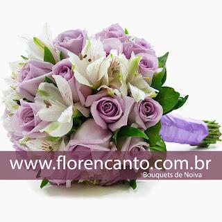 bouquet de noiva florencanto