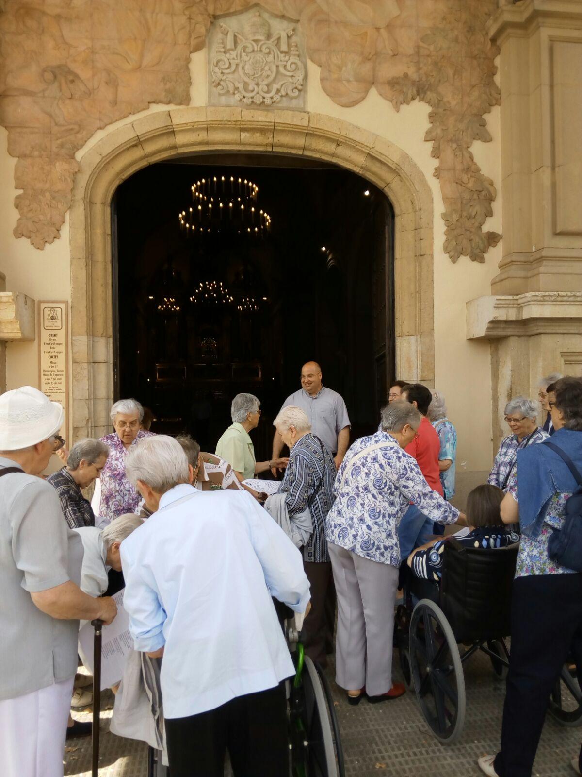 Peregrinacions al Santuari (9-6-2016)