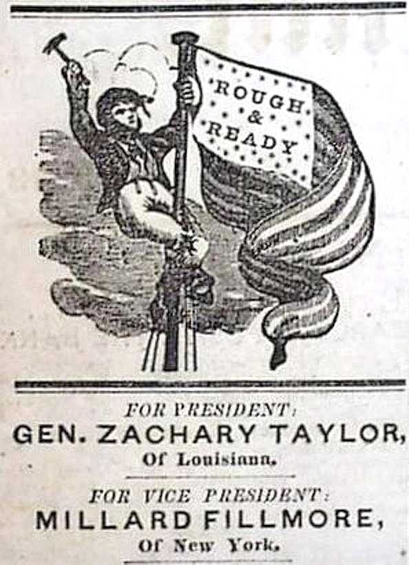 Zachary (LA) United States  city pictures gallery : Zachary Taylor presidential political ad http://www.uspresidency.com ...