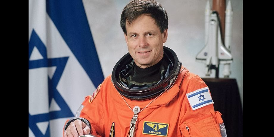 Israel's first astronaut, Ilan Ramon. Credit: NASA