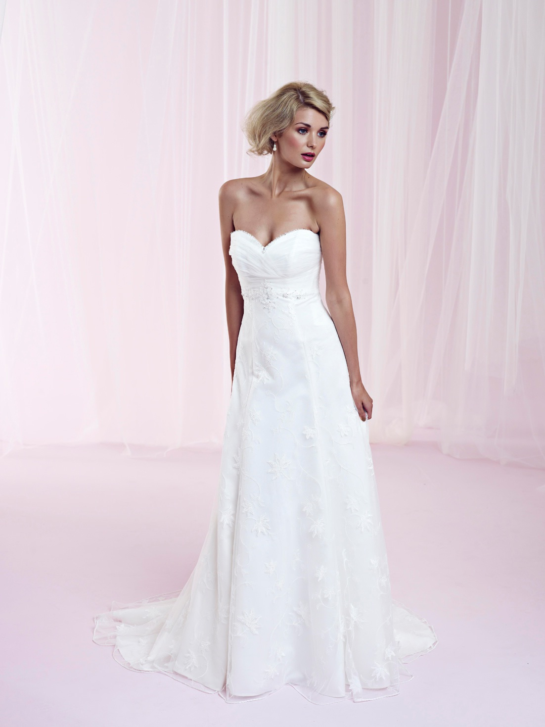 Charlotte balbier bridal spring 2013 wedding dresses for Wedding dresses charlotte nc