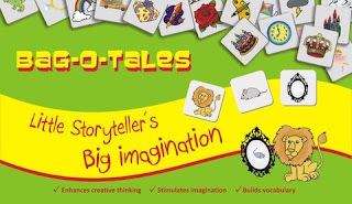 Games: Bag-O-Tales by CQKids (4+ years)