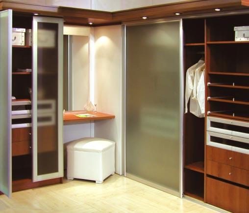 dormitorios modernos con closet – Dabcre.com