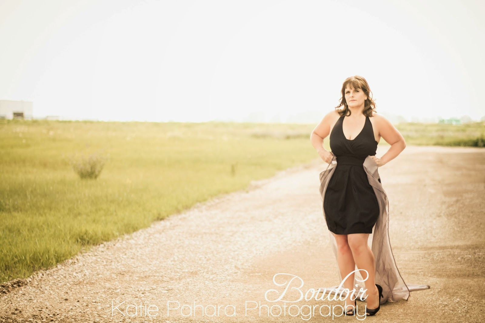 Outdoor Boudoir Photography Lethbridge