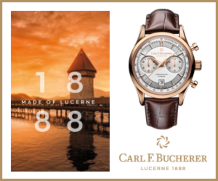 Exclusive Carl F. Bucherer