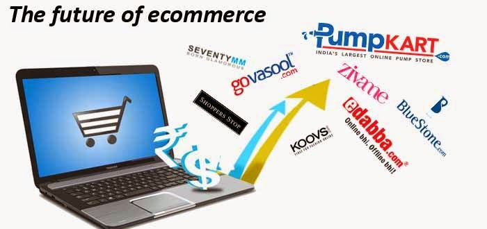 The Future Of E-commerce Industry in India - Pumpkart.com