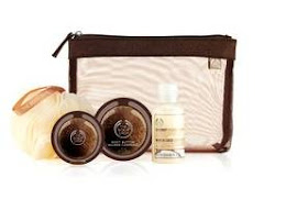 Sorteo ¡A por los 1700! The Body Shop. Seis neceseres Linea Coco
