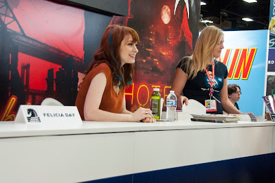 Felicia Day, Dark Horse Comics, The Guild, SDCC2013, San Diego Comic Con