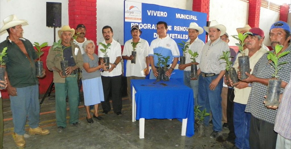 Astro 2002 vivero municipal en atoyac acciones para ti for Vivero municipal