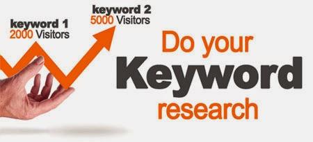 Tips cara memilih keyword untuk SEO blog