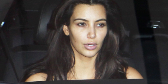 Makeup Kim Kim new makeup Kardashian without Natural  wiki kardashian tutorial natural