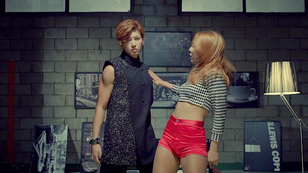 U-Kiss Kiseop Don't Flirt
