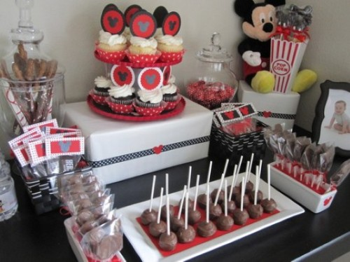 Fiesta Infantiles de Mickey Mouse Clubhouse - Party Ideas ...