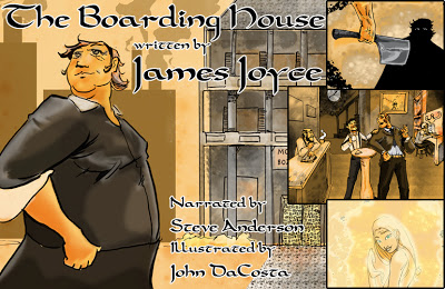 mrs mooneys deceitful act in the boarding house by james joyce In a 12 july 1905 letter to his brother stanislaus, james joyce pronounced himself uncommonly well pleased with his tale the boarding house, which remains one of.